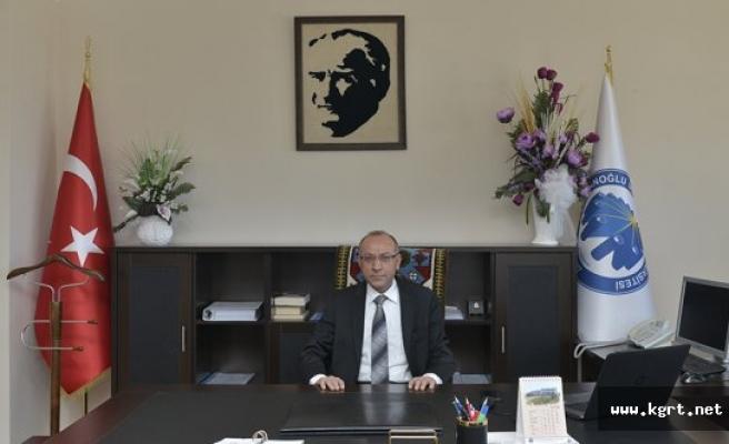 Çevik'de Rektör Adaylığını Açıkladı