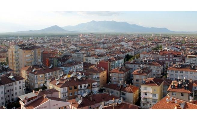 Karaman'da 2016 Yılı Mayıs Ayında 268 Konut Satıldı