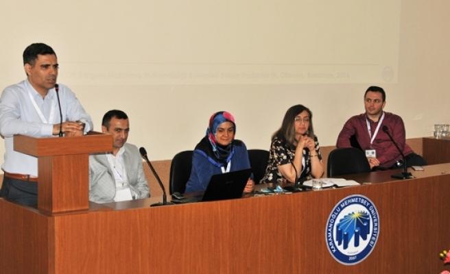 KMÜ'de Unikop Metalurji Ve Malzeme Mühendisliği Bölümleri Toplantısı Yapıldı