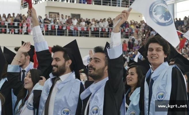 KMÜ'de İktisadi Ve İdari Bilimler Fakültesi Öğrencileri Kep Attı