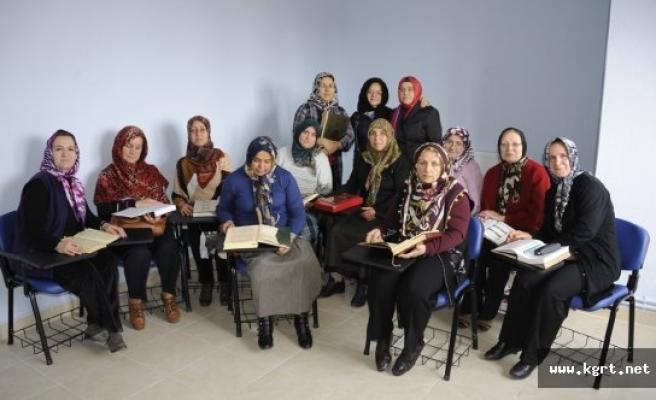 Ramazan Ayı'nda Hanımlara Mukabele