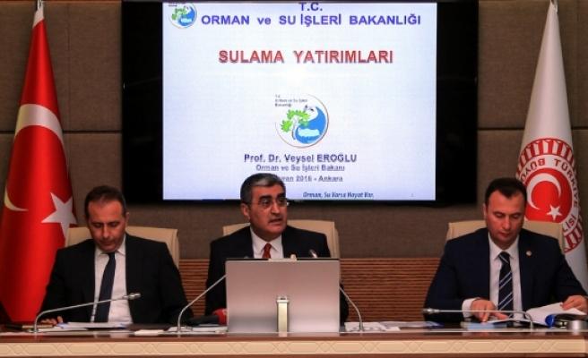 Tarım Komisyonu Toplantısından Konya Ovasına Müjde Çıktı
