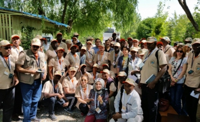 Torku Ormanları Orman Ve Su İşleri Bakanlığı Tarafından Örnek Gösterildi