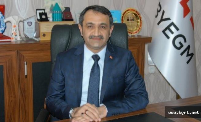 """""""Yeni Türkiye"""" Hedefinde 96 Yıllık Tecrübe BYEGM"""