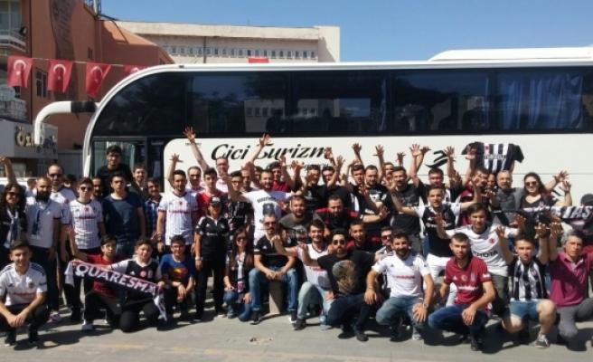 Beşiktaşlılar Derneği: Dün Ecdadımızın Yaptığı Mücadelenin Farklı Bir Türünü Bugün Bizler Yapıyoruz