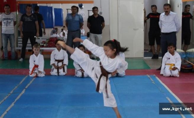 Karaman'da Yaz Spor Okulları Cıvıl Cıvıl