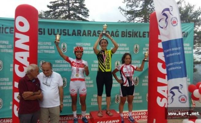 Semra Yetiş, Türkiye Şampiyonu Oldu
