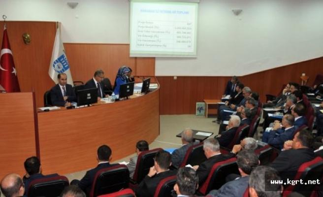 İl Koordinasyon Kurulu Vali Süleyman Tapsız Başkanlığında Toplandı