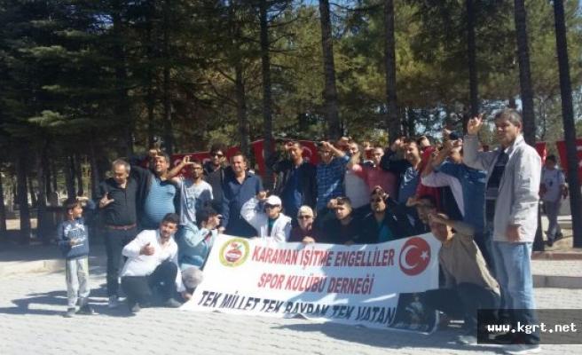 Şehit Ömer Halis Demir'in Kabrini Ziyaret Ettiler
