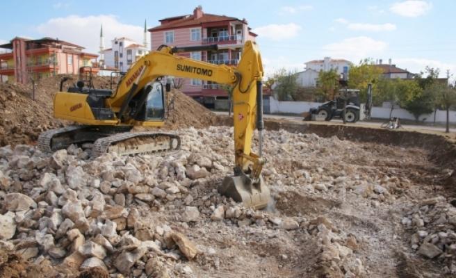 Osman Gazi Mahallesi Hanımlar Lokali'nde Çalışmalar Başladı