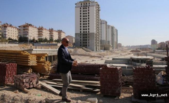 Piri Resi Vadisi'nde Çalışmalar Tüm Hızıyla Sürüyor