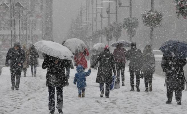 Kar Yağışı Etkisini Artıracak