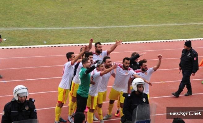 Karaman Belediyespor Liderlik Yolunda İlerliyor