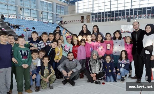 KMÜ Öğrencisi, Tübitak Projesini Şenlikle Sonlandırdı