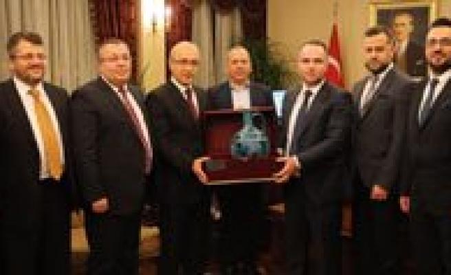 MÜSIAD'dan Ankara Çikarmasi