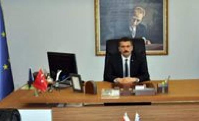 Bozkurt, TKDK Aydin Il Koordinatörlügüne Atandi