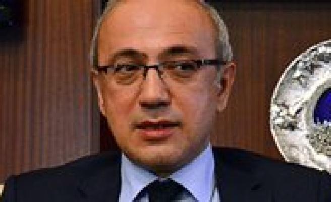 Basbakan Yardimcisi Lütfi Elvan: Türkiye Insan Haklari Ve Esitlik Kurumu'na Dönüstürülmektedir