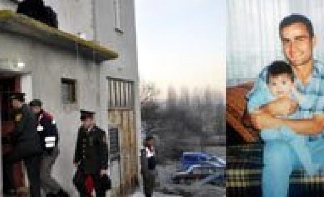 Konya'ya Düsen Sehit Atesi, Karaman'i Da Yakti