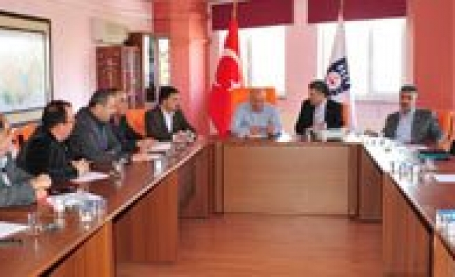 Kent Konseyi Tarim Meclisini Kurdu