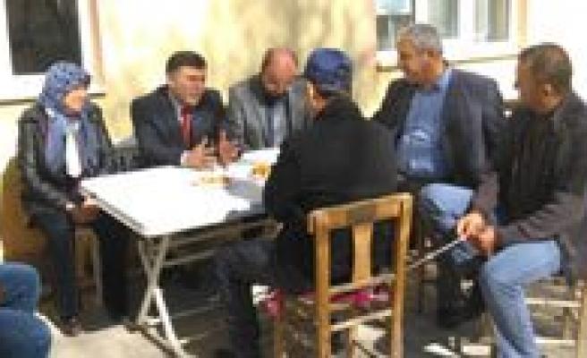 Su Topraga Damlasin Gelecegimiz Kaybolmasin Projesi'nde Çiftçi Egitimleri Basladi