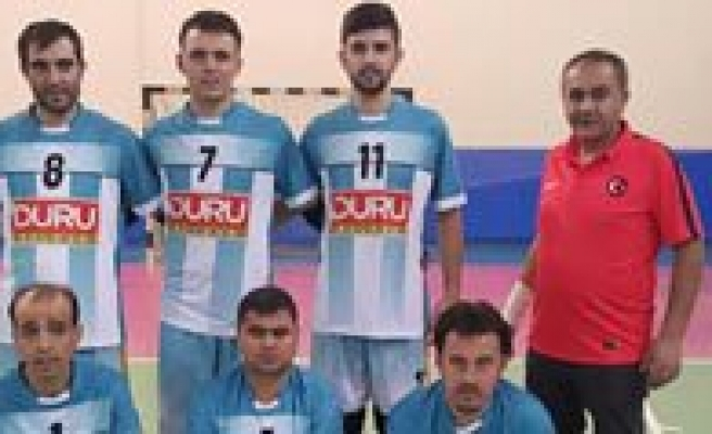 Isitme Engelli Voleybol Takimimiz Samsun'da Karaman'i Temsil Edecek