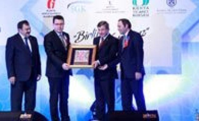 Basbakan'in Elinden Konya Seker Ve Panagro'ya 5 Ödül