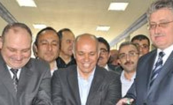 Karaman SMMM Odasi Meclisi Kuruldu Ve Dualarla Açildi