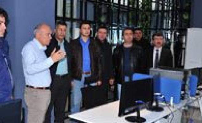 Karaman Belediyesi, Diger Belediyelere Örnek Oluyor