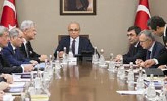 Reformlarin Koordinasyonu ve Izlenmesi Kurulu 10. Kez Toplandi