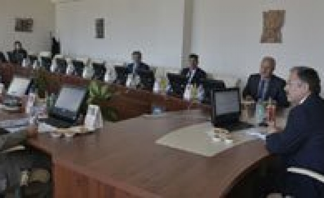 KMÜ, UNIKOP Genel Sekreterler Toplantisina Ev Sahipligi Yapti