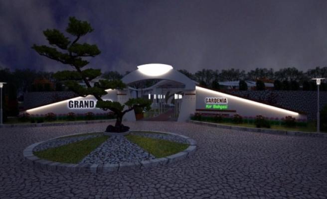Grand Karaman Otel'in Gardenıa Kır Bahçesi Haziran'da Açılıyor