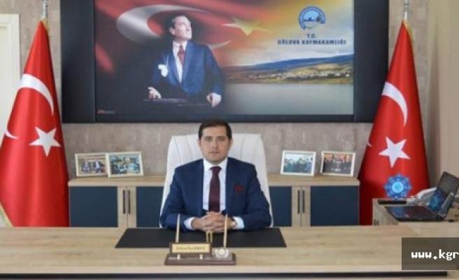 Kaymakam Erat, Tutak Belediye Başkan Vekili Olarak Görevlendirildi