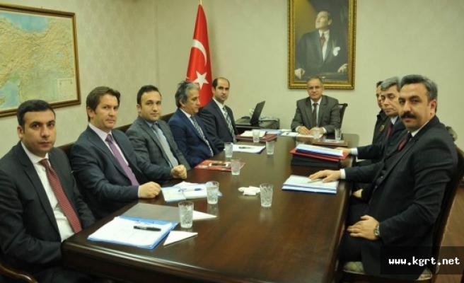 Referandum Güvenliği Toplantısı Yapıldı