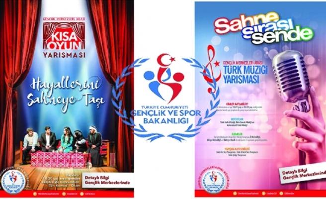Karaman'da Türk Müziği Ve Kısa Oyun İl Seçmeleri Yapılacak