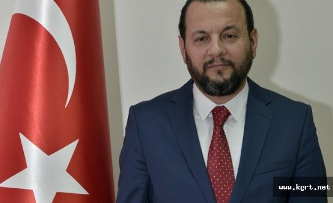 KMÜ Rektörü Prof. Dr. Mehmet Akgül'ün 18 Mart Mesajı