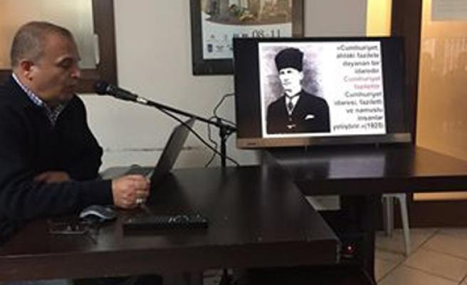 Ankaramander'den Anlamlı 23 Nisan Kutlaması
