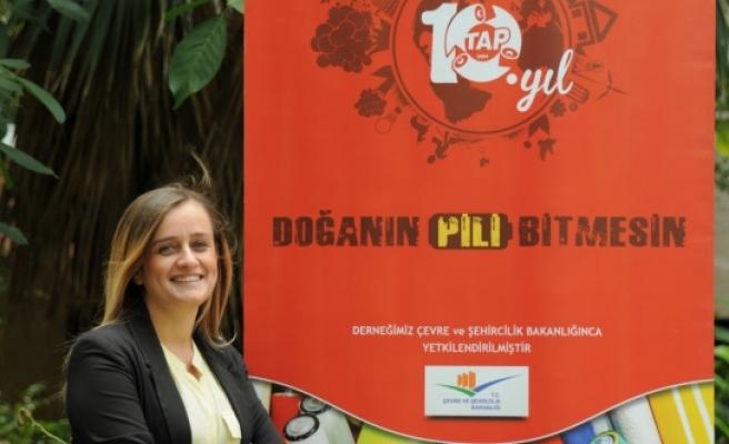 Karaman'da Okullarda Atık Pil Toplama Yarışması Sona Eriyor…