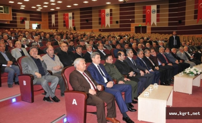 Vali Tapsız: Karaman'ın Yakaladığı Başarı İvmesini Daha Yukarılara Taşımalıyız