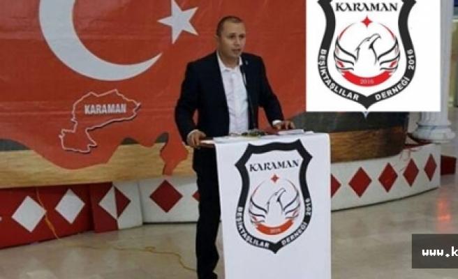 Karaman'daki Beşiktaşlılar Şampiyonluğunu Kutlayacak