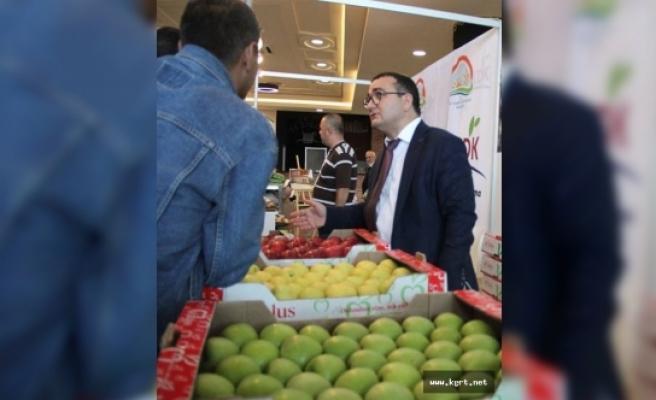 Karaman'ın Yerel Ürünleri Expo'da Tanıtıldı