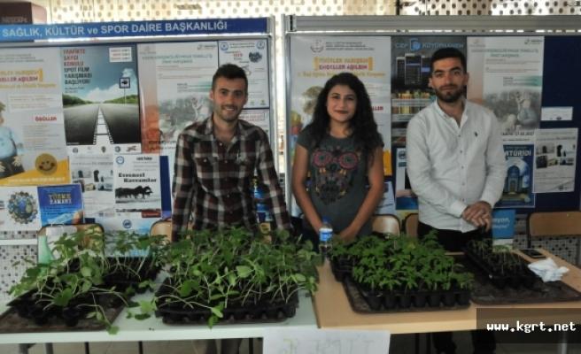 KMÜ'de Milli Tarım Politikası Ve Tarımsal Destekler Anlatıldı