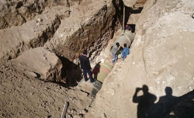Su Baskınlarına Karşı Alt Yapı Çalışmaları Tamamlandı