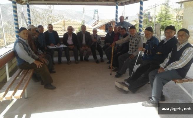 Tarımsal İşletme Danışmanları Çiftçiyi Bilgilendiriyor