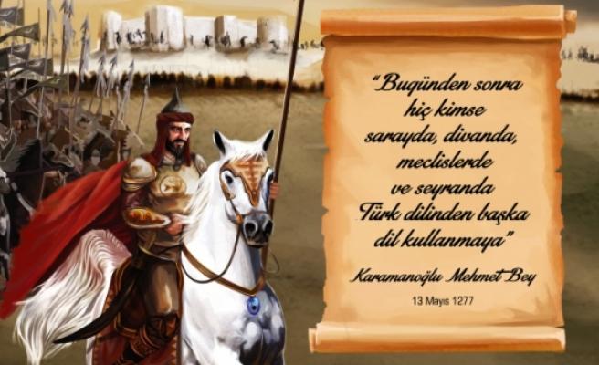 Türk Dil Bayramı Etkinlikleri Başlıyor
