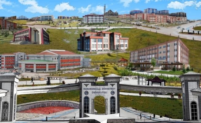 KMÜ Fen Bilimleri Enstitüsüne Üç Yeni Yüksek Lisans Programı Açıldı