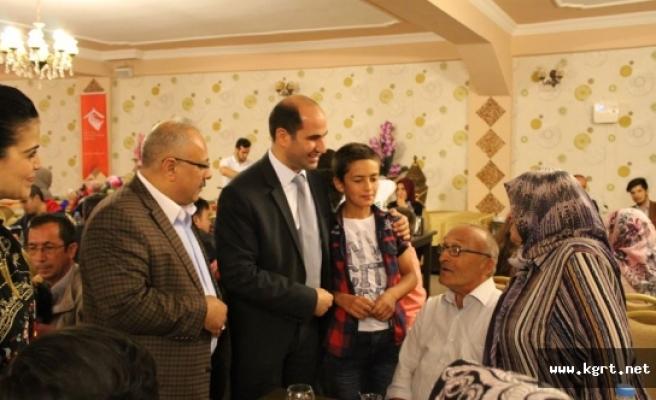 Koruyucu Aileler İftarda Buluştu