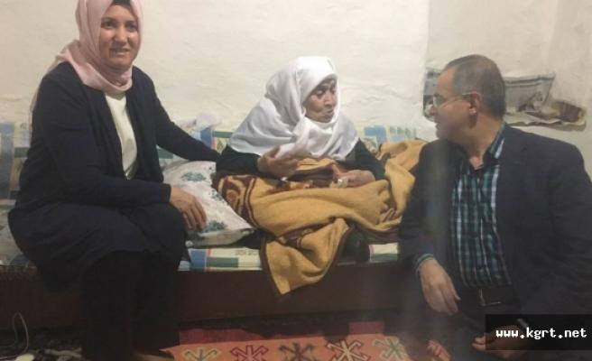 Tapsız Ailesinden Ramazan Ayında Anlamlı Ziyaretler
