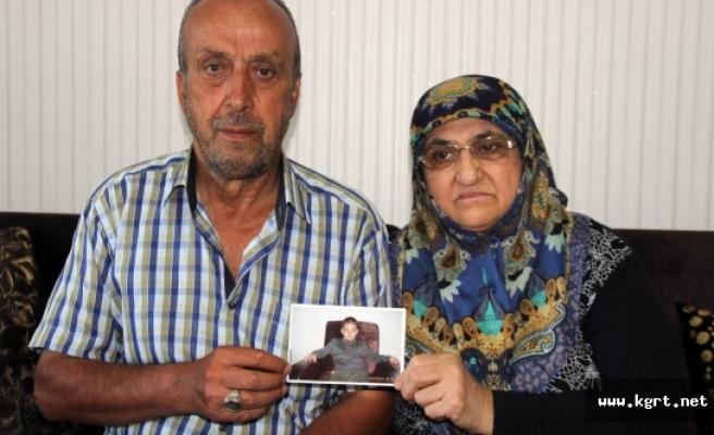 DEAŞ'ın Elinden Kaçıp Peşmergeye Sığınan Torununa Kavuşmayı Bekliyor