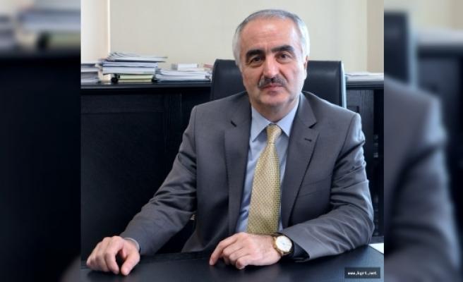 Mevlana Kalkınma Ajansı Genel Sekreteri Dr. Ahmet Akman Veda Etti