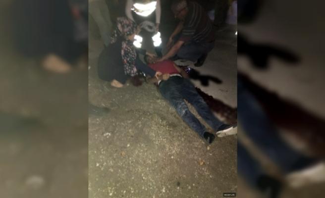 Ticari Araçla Çarpışan Motosiklet Sürücüsü Ağır Yaralandı